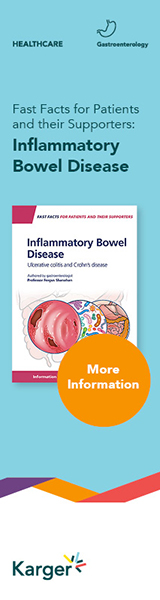Fast Facts for Patients and their Supporters: Inflammatory Bowel Disease